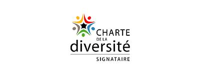 logo charte diversité pour site