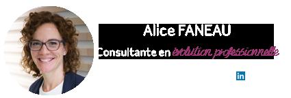 alice faneau, consultante en évolution professionnelle chez Abaka à Nantes
