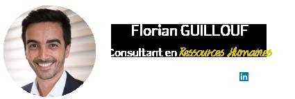 Florian Guillouf, consultant RH et outplacement chez Abaka à Rennes