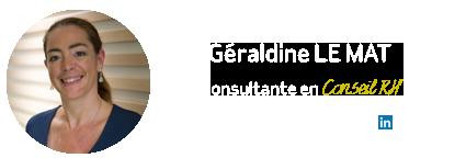 geraldine lemat, Consultante en Conseil RH chez Abaka