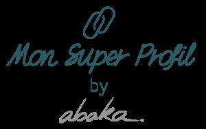 Logo Mon Super Profil by Abaka