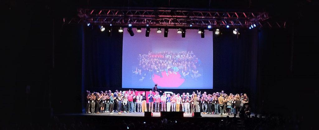 tedx 2019 bénévoles