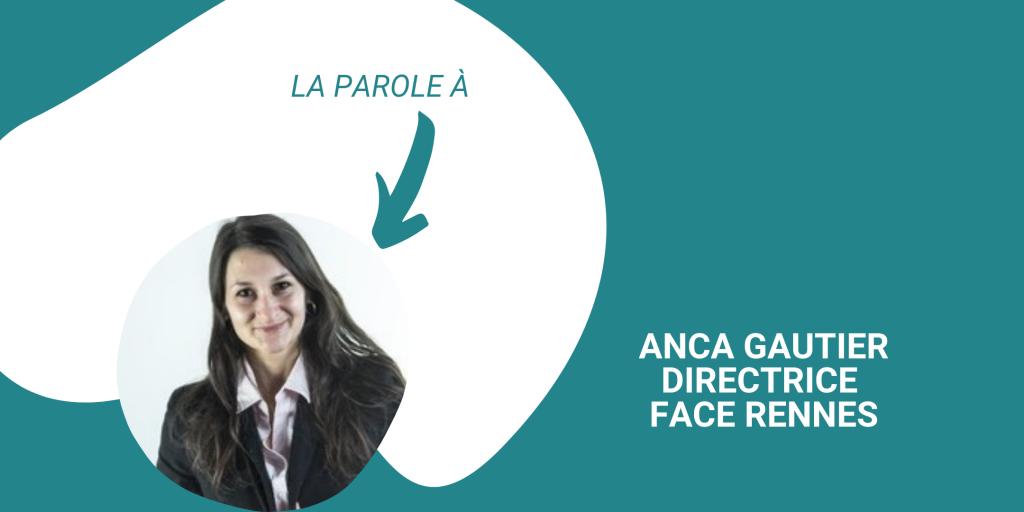 Interview Anca Gautier - Face